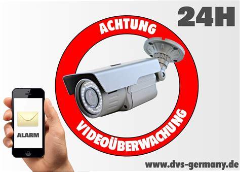 Aufkleber Auto Kamera by Aufkleber Schild Quot Achtung Video 252 Berwachung Quot St 252 Ckzahl