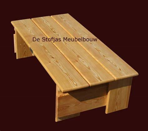 tafel köln lounge tafel steigerhout of lariks steigerhout