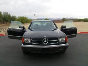 mercedes 500 sec black 2 door coupe only 112 900