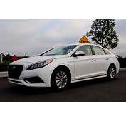 2016 Hyundai Sonata Hybrid SE Quick Take  Kelley Blue Book