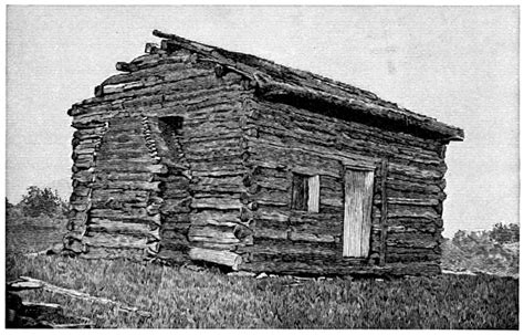 Abraham Lincoln Log Cabin Pictures by Lincoln Birthplace