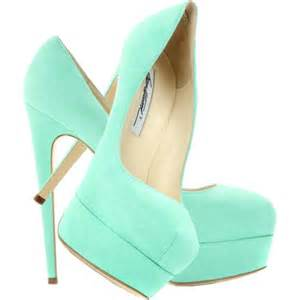 mint colored sandals 25 best ideas about green high heels on high