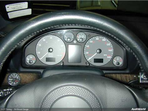 when did audi a4 change style anyone why the s4 instrument cluster audiworld forums