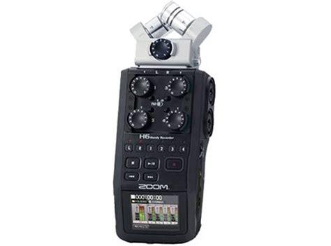 zoom h6 audio recorder rental | rent audio los angeles
