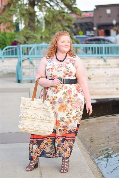 Backyard Bbq Dress Up Three Plus Size Summer Sundresses From Avenue Styles You