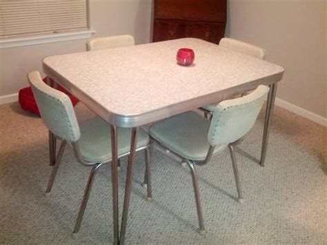 Rochester Craigslist Furniture by Webster Table And Chairs Craigslist Retro Furniture