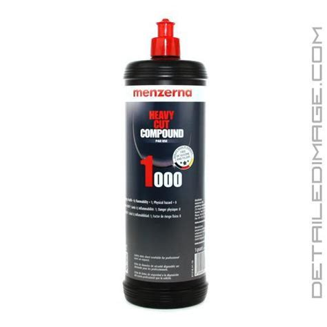 Menzerna Pg 1000 menzerna heavy cut compound 1000 32 oz free shipping
