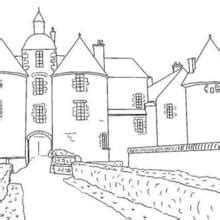 castle moat coloring page moats of the castle coloring pages hellokids com