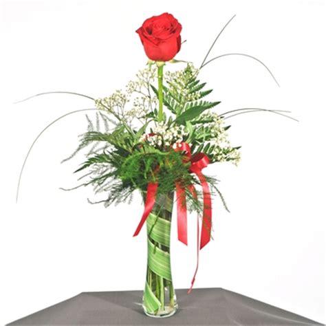 Rosebud Vase by Single Bud Vase