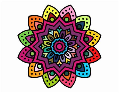 mandalas imagenes a color mandalas de colores hermosos para descargar e imprimir