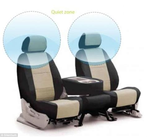 noise cancelling room device silentium technology creates zones on airplanes daily mail