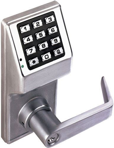 Alarm Lock alarm lock dl2700 trilogy keyless door lock