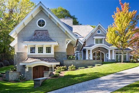 Coastal Cottage Home Plans une typique demeure am 233 ricaine de style shingle