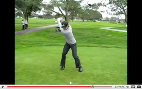 curtis strange golf swing 3jack golf blog a look at components of the golf swing
