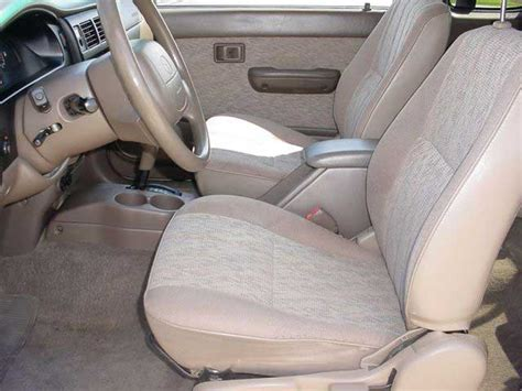 1999 toyota tacoma front seats 1999 toyota tacoma overstock velour seat covers