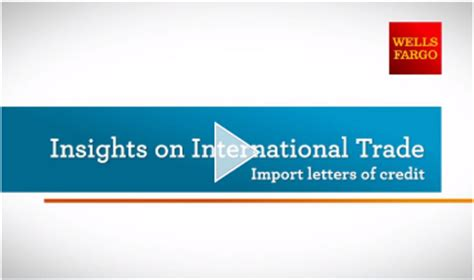 Import Letter Of Credit Free Educational Resources