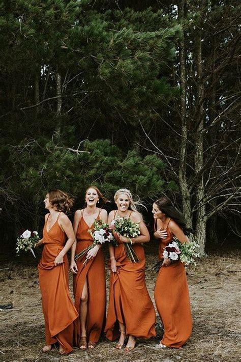 top  bridesmaid dress color trends