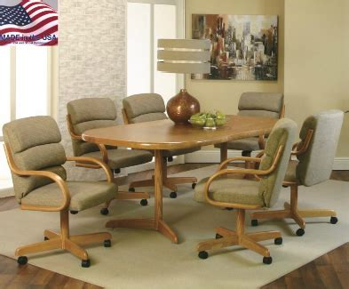 rolling dining room chairs popular kitchen rolling dining room chairs renovation with pomoysam com
