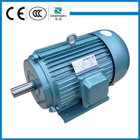 3 phase cage induction motor 220 380v 0 55 200kw induction motor three phase squirrel cage induction motors from taizhou