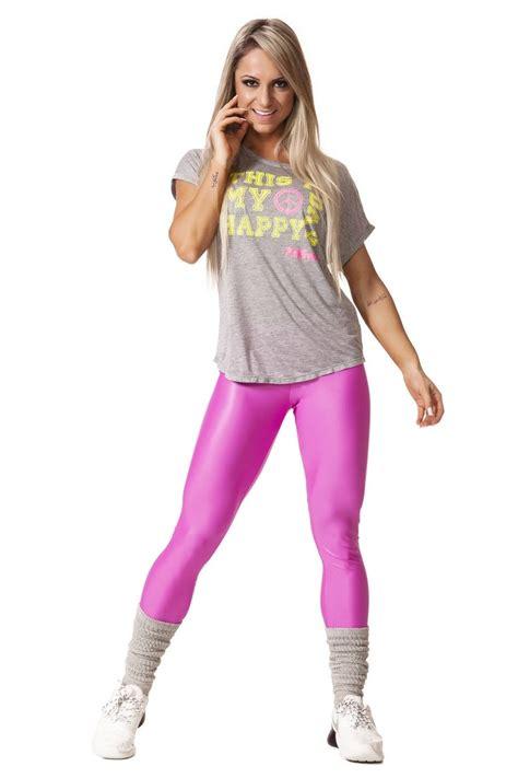 Prilly Pant legging cire pink pink fsx20003 banani
