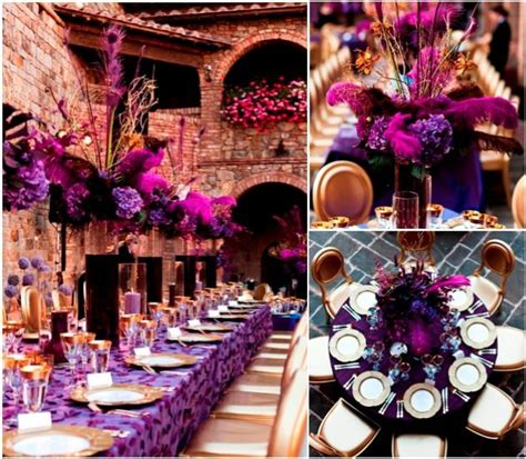 feathery to spice up your d 233 cor to see more wedding ideas www modwedding wedding