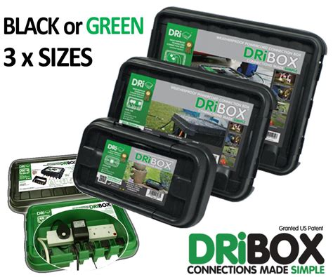 Dribox Waterproof Outdoor Electric Enclosure Box For