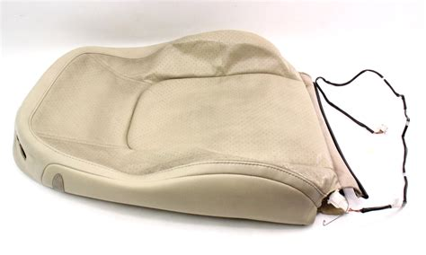 vw seat covers beetle rh front seat back rest cover 04 10 vw beetle
