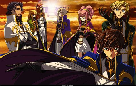 Eternal Light Knights Of The Round Code Geass Wiki Your Guide To The