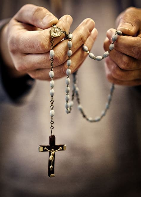Bbc To Air Muslim Friday Prayers As Its Coverage Is Too Praying With Rosary And Cross