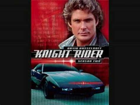 theme music knight rider knight rider theme song songs that were hip when my