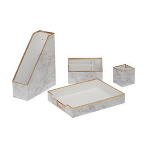 marble desk accessories 25 best ideas about desk accessories on