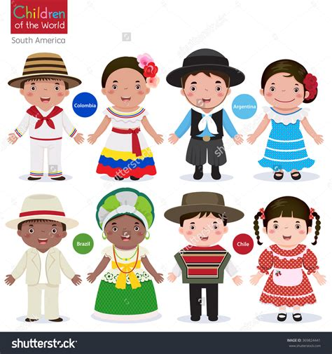 what clothes do venezuelans wear on christmas traditional family clipart clipground