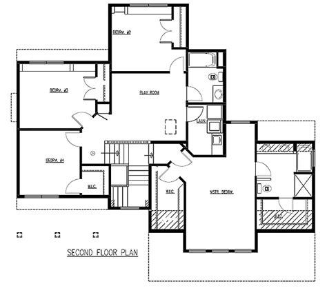 floor plans 3000 sq ft 3000 square foot house plan home design and style