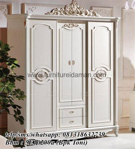 Lemari Pakaian Finishing Duco lemari pakaian minimalis duco terbaru furniture idaman