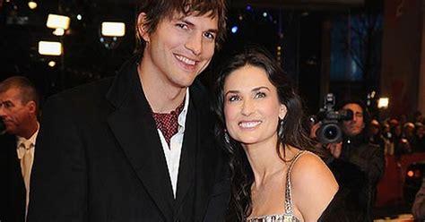 Power Demi Ashton Kutcher by Demi Planning Trip To India To Avoid Mila Kunis