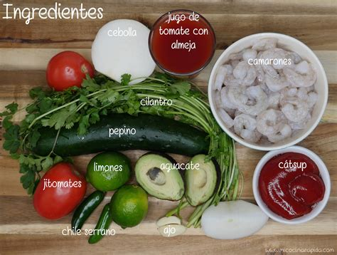 cocina rapida recetas c 243 ctel de camar 243 n mi cocina r 225 pida