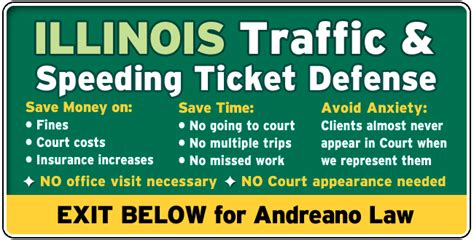 pay light ticket chicago illinois speeding and traffic ticket lawyer andreano