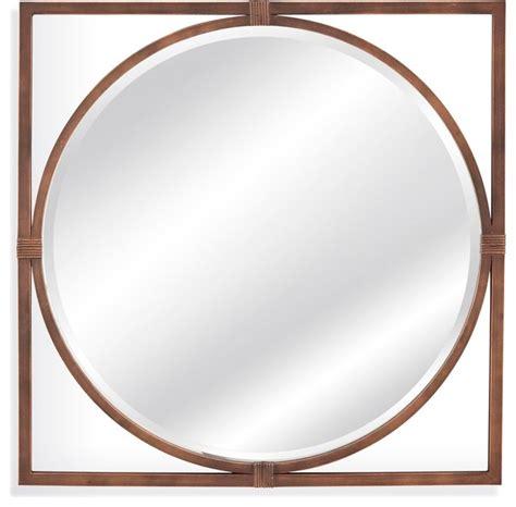 houzz mirrors shop houzz basset mirror company wall mirror