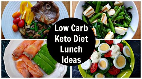 Diet Meal Box 7 low carb lunch ideas keto diet lunch recipes