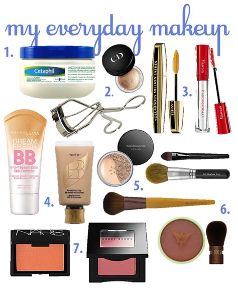 7 Steps For A Faster Makeup Routine by My Daily Makeup Routine Mugeek Vidalondon