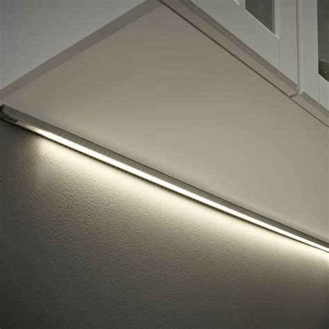 Led Recess Surface Touch Switch Under Cabinet Strip Light Cabinet Touch Lighting