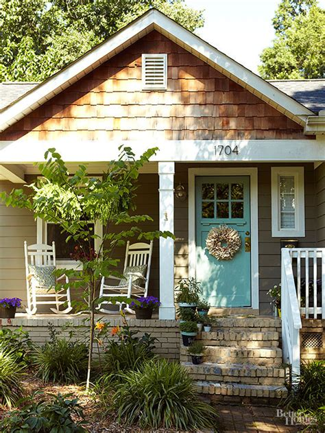 Country Style House Plans With Porches by Craftsman Front Doors