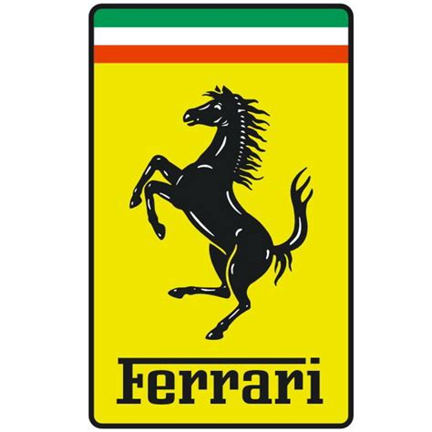 Ferrari Logo Font by Ferrari Font And Ferrari Logo