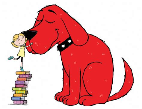 clifford big scholastic s clifford makes big return to small screen animation magazine