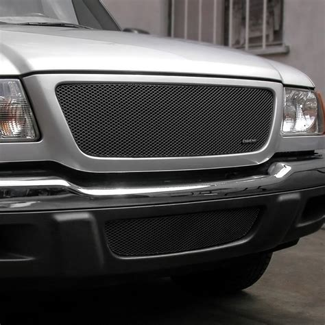 ford grill grillcraft 174 ford ranger 2003 mx series black mesh