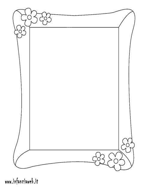 disegni per cornici cornici da stare colorate