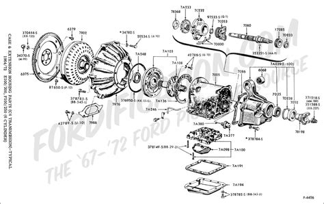 ford c4 transmission diagram ford ranger a4ld automatic transmission diagram manual