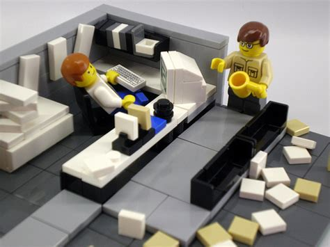 The Office Lego by Lego For Presentations 4 A Gallery On Flickr