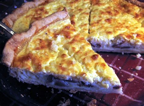 Quiche With Cottage Cheese cottage cheese quiche lorraine recipe food