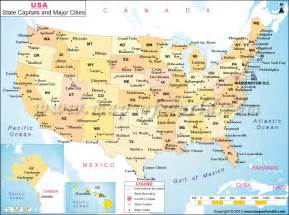 Map Of Usa With Cities by Harvard Pilgrim Health Care For The Self Employed In